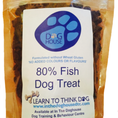 Doghouse Fish Treats 500g